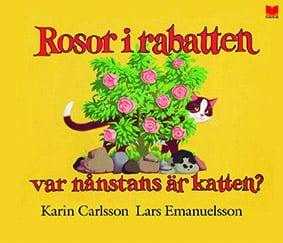 Rosor i rabatten_liten